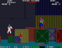 Rolling Thunder Arcade 38