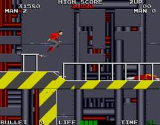 Rolling Thunder Arcade 43