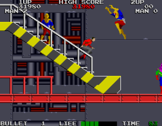 Rolling Thunder Arcade 44