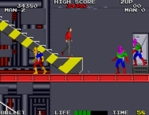 Rolling Thunder Arcade 47