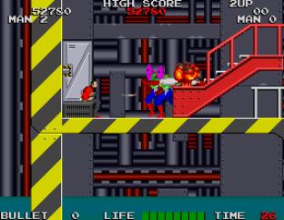 Rolling Thunder Arcade 53