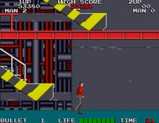 Rolling Thunder Arcade 54