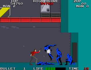 Rolling Thunder Arcade 55