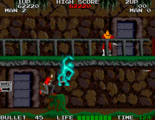 Rolling Thunder Arcade 64