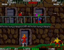Rolling Thunder Arcade 70