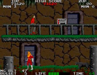 Rolling Thunder Arcade 76