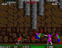 Rolling Thunder Arcade 85