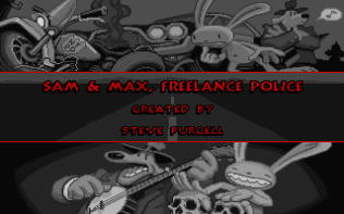 Sam and Max Hit the Road PC 08
