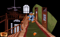 Sam and Max Hit the Road PC 10