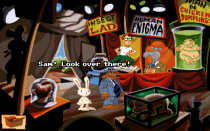 Sam and Max Hit the Road PC 19