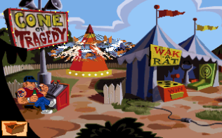 Sam and Max Hit the Road PC 25