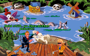 Sam and Max Hit the Road PC 41