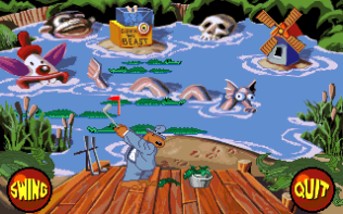 Sam and Max Hit the Road PC 44