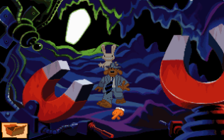 Sam and Max Hit the Road PC 70