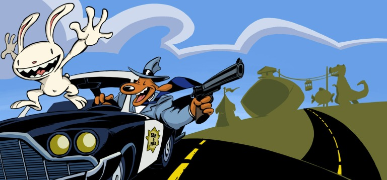Sam & Max by Steve Purcell.
