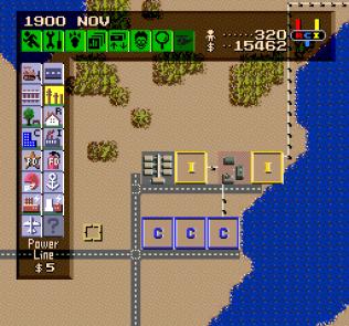 SimCity SNES 010