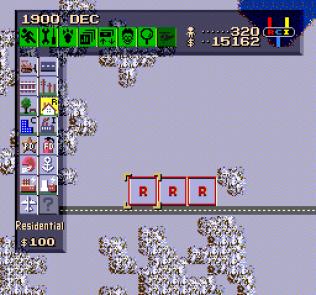 SimCity SNES 011
