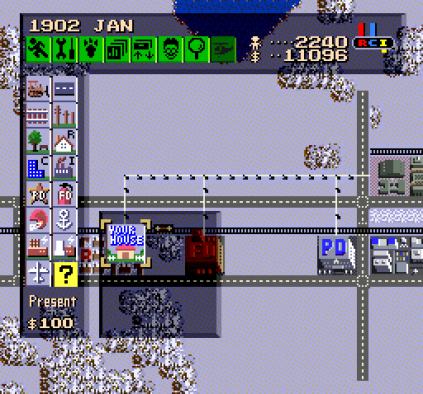 SimCity SNES 020