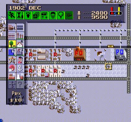 SimCity SNES 023