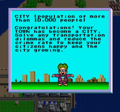 SimCity SNES 031