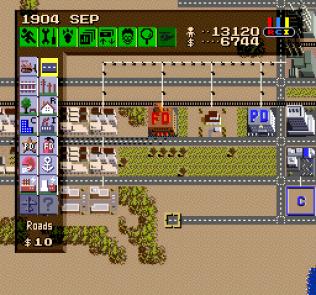 SimCity SNES 033