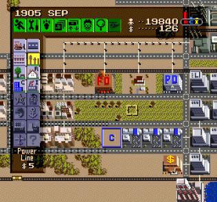 SimCity SNES 043