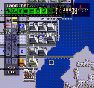 SimCity SNES 045