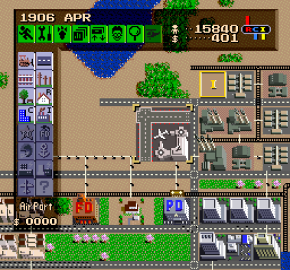 SimCity SNES 053