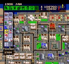 SimCity SNES 065