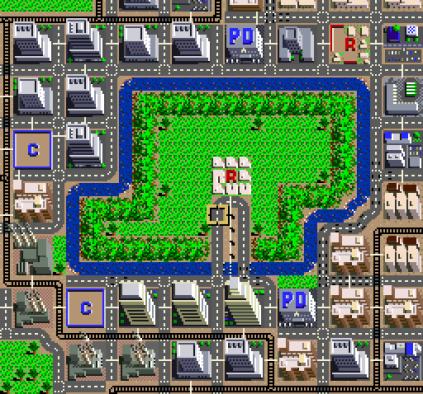 SimCity SNES 089