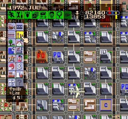 SimCity SNES 108