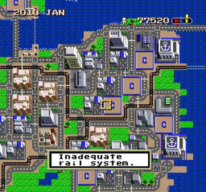 SimCity SNES 119