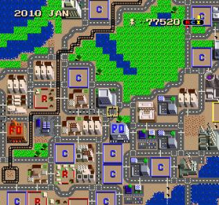 SimCity SNES 120