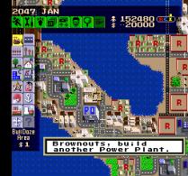 SimCity SNES 127