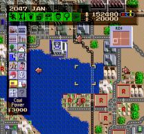 SimCity SNES 128
