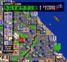 SimCity SNES 132