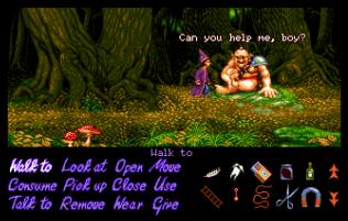Simon the Sorcerer Amiga 22