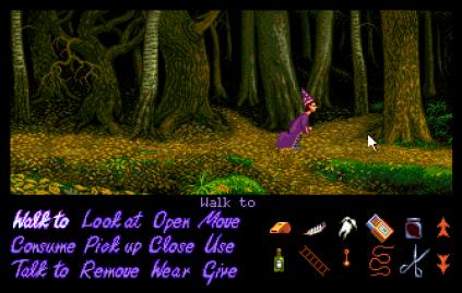 Simon the Sorcerer Amiga 23