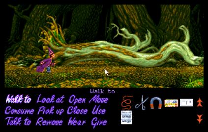 Simon the Sorcerer Amiga 31
