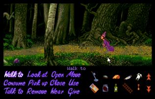 Simon the Sorcerer Amiga 33