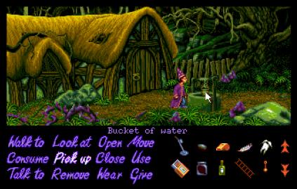 Simon the Sorcerer Amiga 34