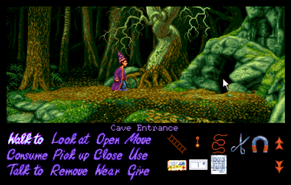 Simon the Sorcerer Amiga 42