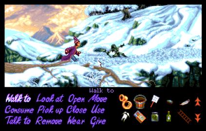 Simon the Sorcerer Amiga 53