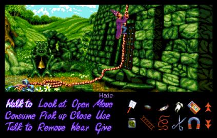 Simon the Sorcerer Amiga 67
