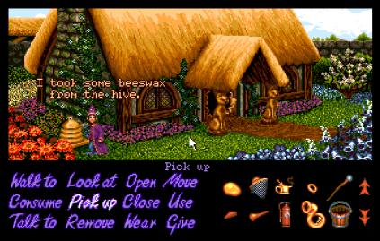 Simon the Sorcerer Amiga 75