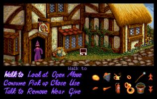 Simon the Sorcerer Amiga 76