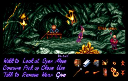 Simon the Sorcerer Amiga 78