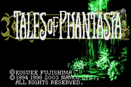 Tales of Phantasia GBA 001