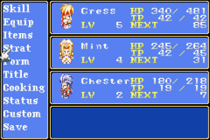 Tales of Phantasia GBA 053