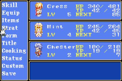 Tales of Phantasia GBA 053